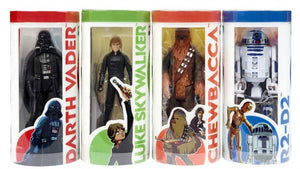 Star Wars Galaxy Of Adventure Series 1 Set Of 4 3.75 Inch Action Figure Pre-Order