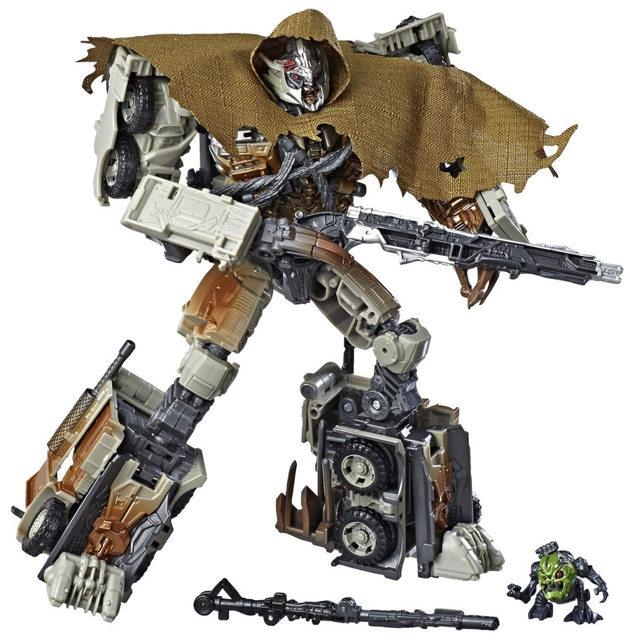 Transformers Studio Series Dark Of The Moon Leader Megatron Action Figure