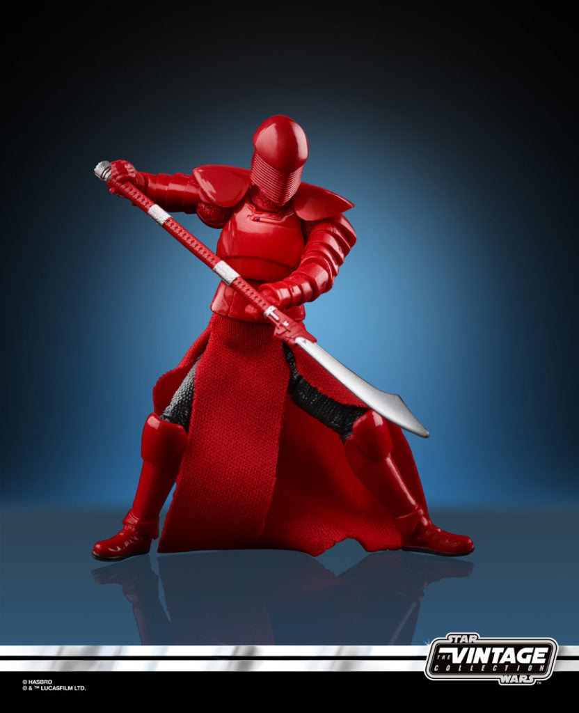 Star Wars The Vintage Collection Elite Praetorian Guard Action Figure Coming Soon