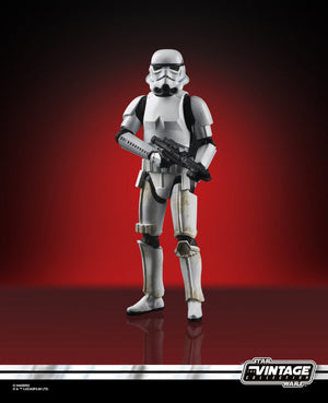 Star Wars The Vintage Collection Imperial Stormtrooper Action Figure Pre-Order