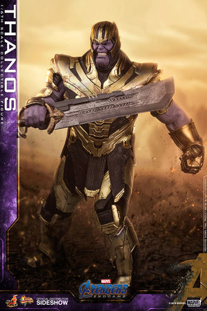 Marvel Hot Toys Avengers Endgame Thanos 1:6 Scale Action Figure HOTMMS529 Pre-Order