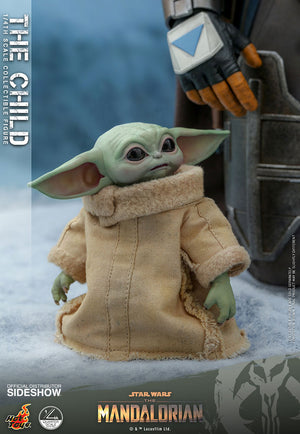 Star Wars Hot Toys The Child QS018 1:4 Scale Action Figure Pre-Order