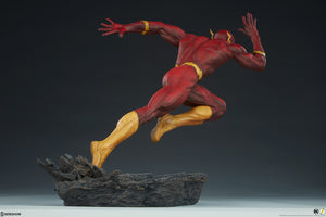 DC Sideshow Collectibles The Flash Premium Format 1:4 Scale Statue Pre-Order
