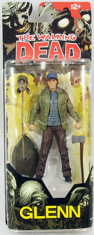 The Walking Dead Comic Series 5 Glenn Action Figure