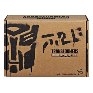 Transformers Generations Selects War For Cybertron Deluxe Greasepit Action Figure