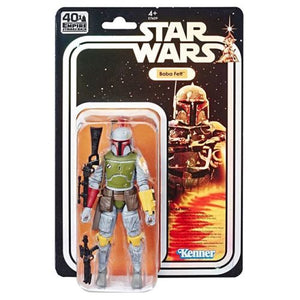 Star Wars Black Series SDCC 2019 40th Anniversary Boba Fett Action Figure