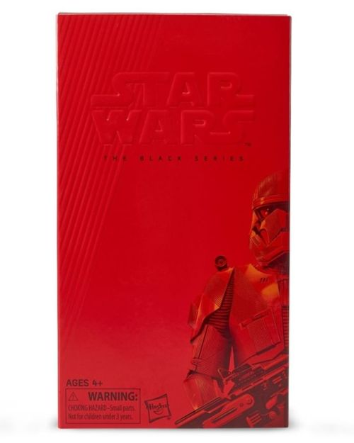 Star Wars Black Series SDCC 2019 Exclusive Sith Trooper Action Figure Pre-Order