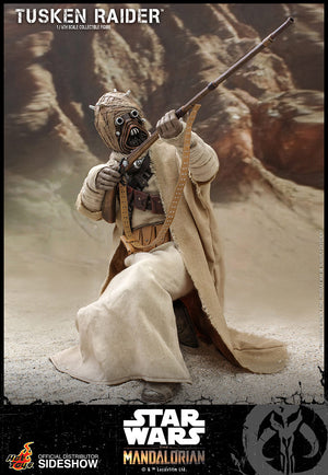 Star Wars Hot Toys Mandalorian Tusken Raider 1:6 Scale Action Figure TMS028 Pre-Order