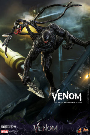 Marvel Hot Toys Venom 1:6 Scale Action Figure MMS590 Pre-Order
