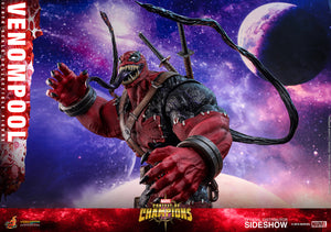 Marvel Hot Toys Contest of Champions Venompool 1:6 Scale Action Figure HOTVGM35 Pre-Order