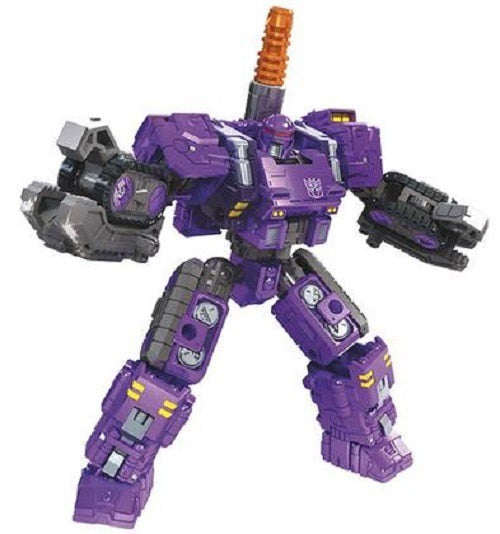 Transformers Siege War For Cybertron Deluxe Brunt