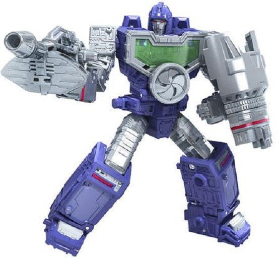 Transformers Siege War For Cybertron Deluxe Refraktor
