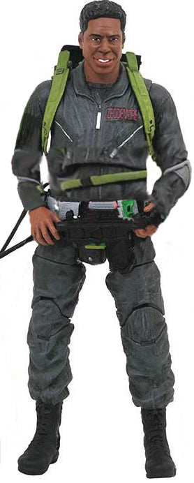Ghostbusters 2 Diamond Select Winston Series 8 Action Figure