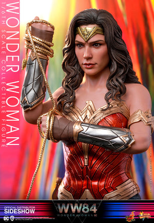 DC Hot Toys Wonder Woman 84 1:6 Scale Action Figure MMS584 Pre-Order
