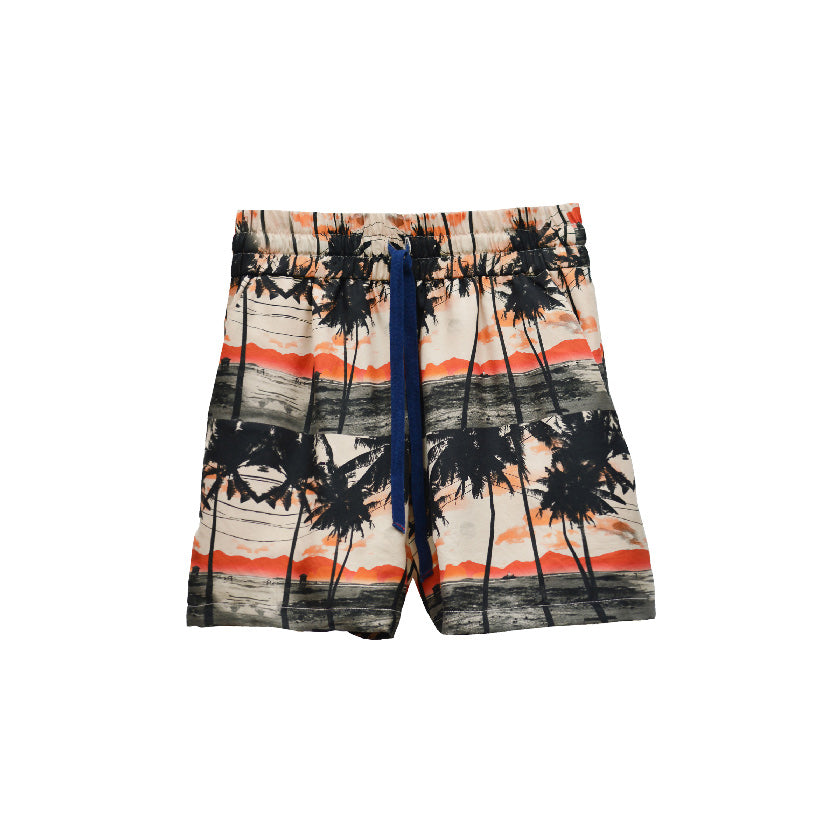Load image into Gallery viewer, DUNE OASIS CAL SILK SHORTS