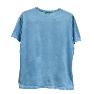 Load image into Gallery viewer, SKY INDIGO CREW NECK T-SHIRT