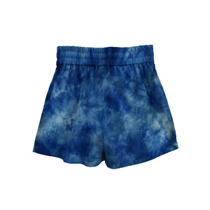 Load image into Gallery viewer, CAMO INDIGO DEN SHORTS