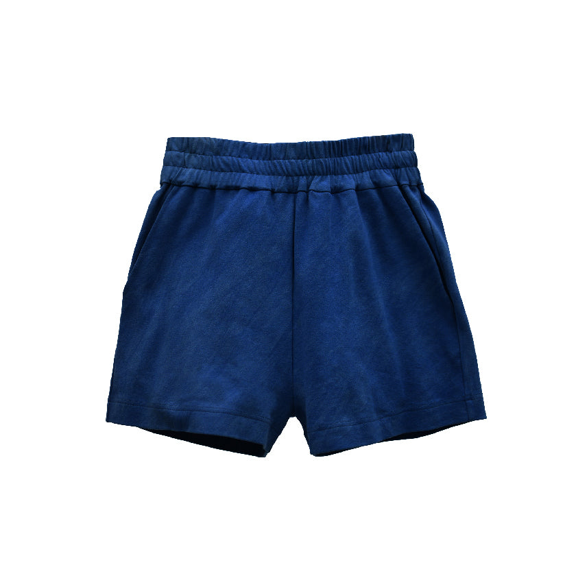DARK INDIGO DEN SHORTS
