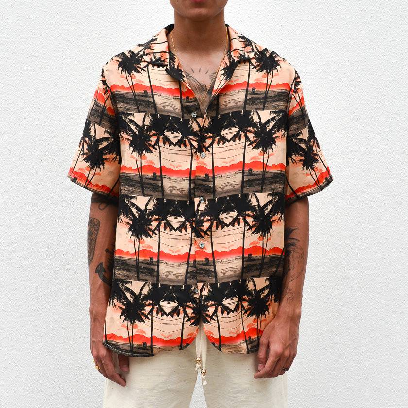 DUNE OASIS DON SILK SHIRT