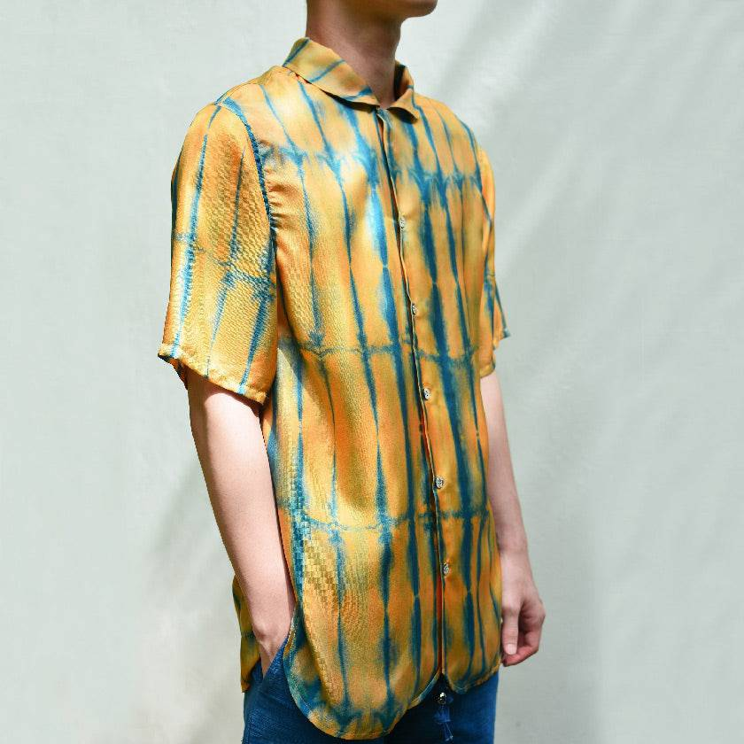 VISIONS DON SILK SHIRT
