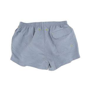 PHILIP HUANG FOR TIMO: Slate Grey Prep Trunks