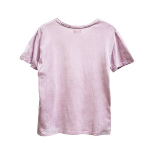 LILAC CREW NECK T-SHIRT