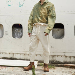 ISAN HAND-WOVEN FISHERMAN TROUSERS