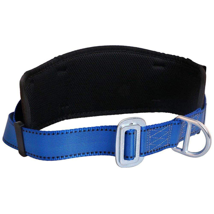Aixben Climbing Harness Body Belt with Waist Pad and Single D-Ring