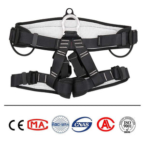 Aixben Climbing Harness Climbing Harness Rappelling Safety Harness Work Safety Belt