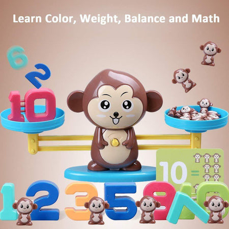 Monkey Math Match Game Flash Sale Lower Than Black Friday Day Aixben