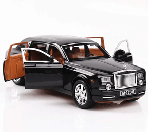Rolls Royce Phantom Alloy Diecast Car Model Aixben