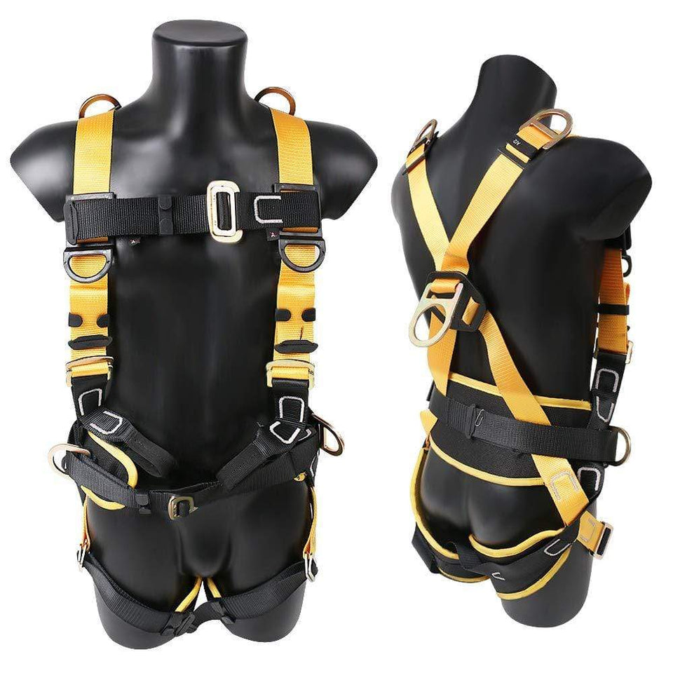 Roofing Fall Protection Safety Harness Aixben