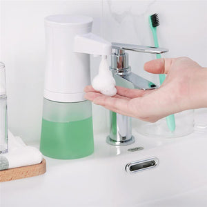 X XBEN Portable Touchless Automatic Induction Sensor Liquid Soap Dispenser Foam