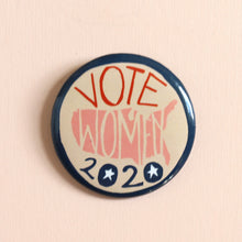 Load image into Gallery viewer, Votes for Women Button: USA