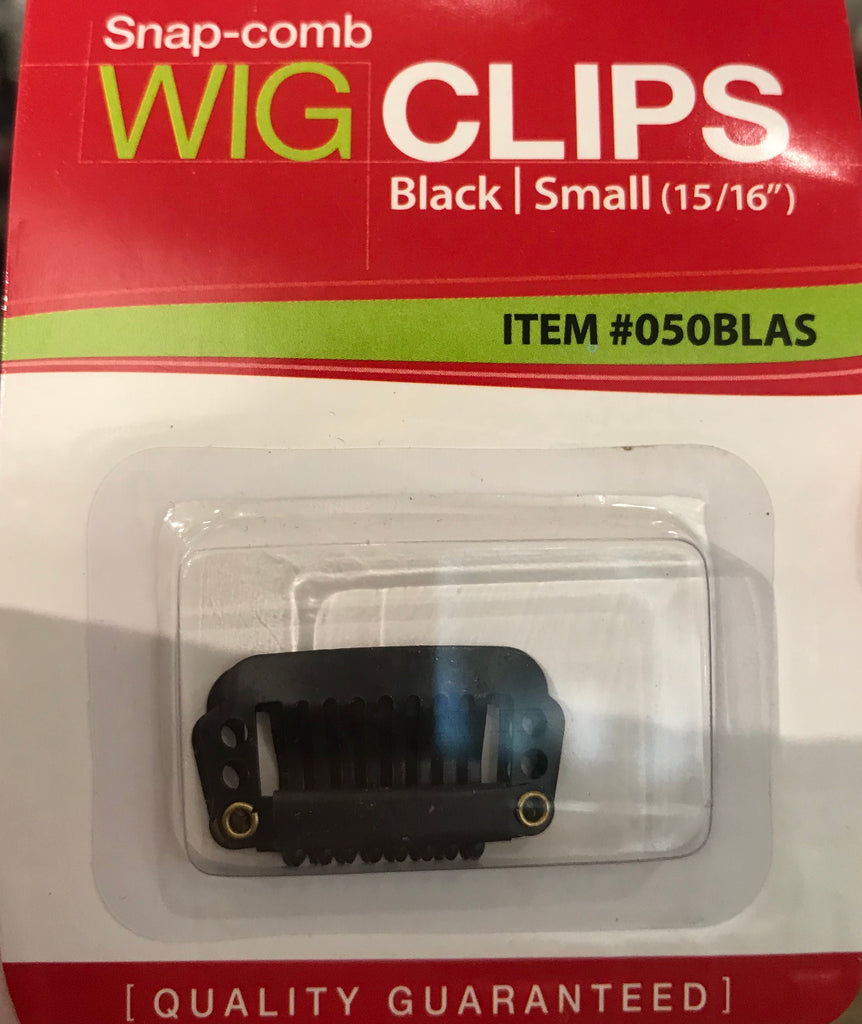 Wig clips  6 pcs 3 pack set