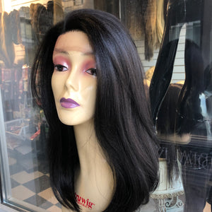 Asia Freepart thick wig