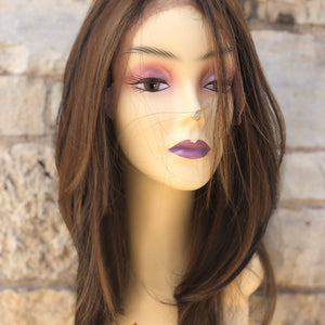 Angelic Realistic Looking Fulllace Wig