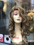 Lauren Realistic Looking Wig