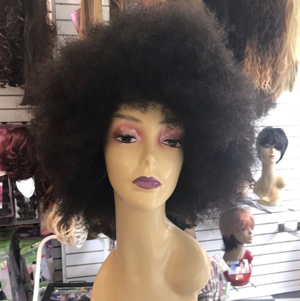 Afro Halloween Afro Wig 1970's costume Party