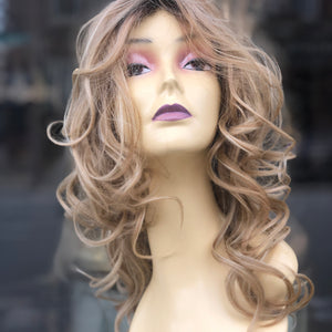 Suzette Realistic Looking Wig