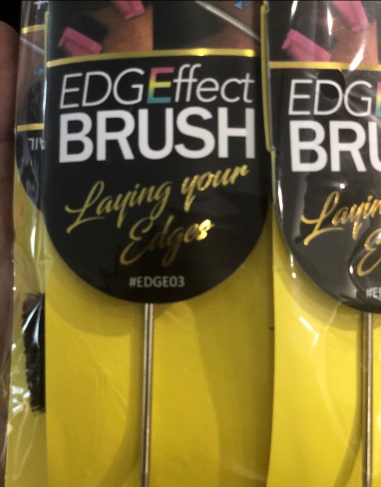 Edge control brush Lacefront Brush