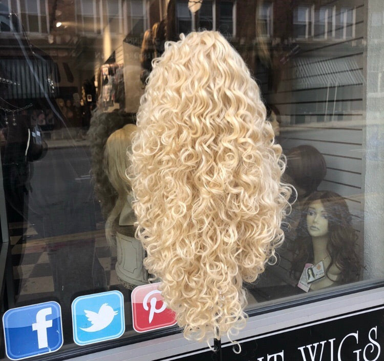 Big Blonde Hair