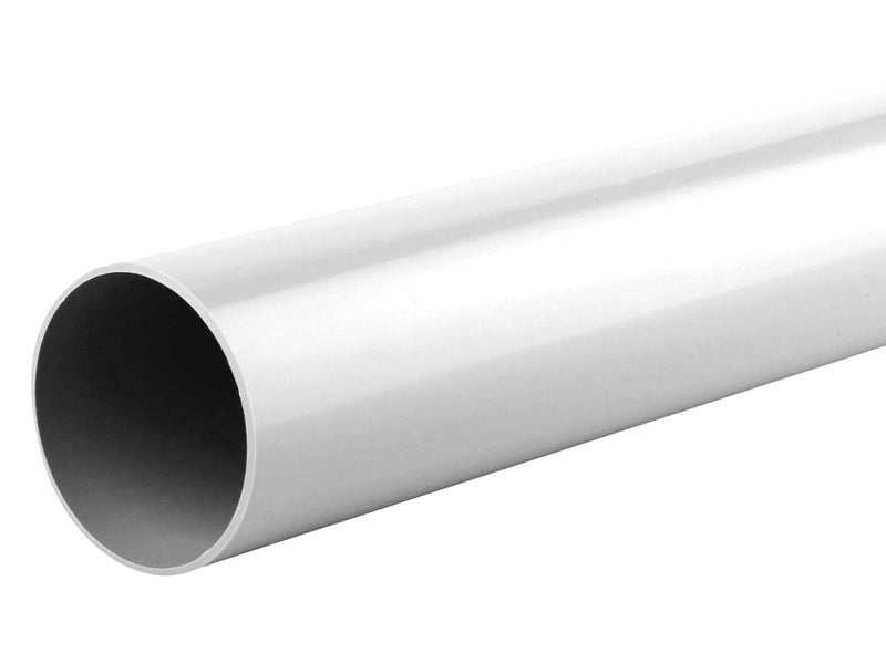 0T086 - Osma 68mm Round Downpipe - 2.75mtr