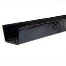 Cast Iron Box Double Spigot Gutter - 1.83m (6ft)