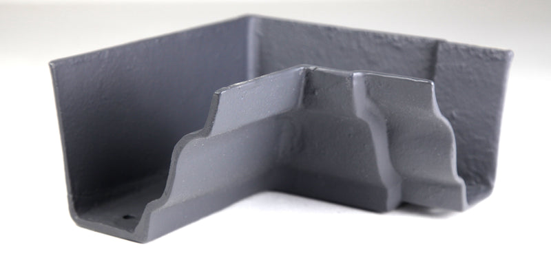 Cast Iron Moulded Ogee G46 90 Degree Internal Angle