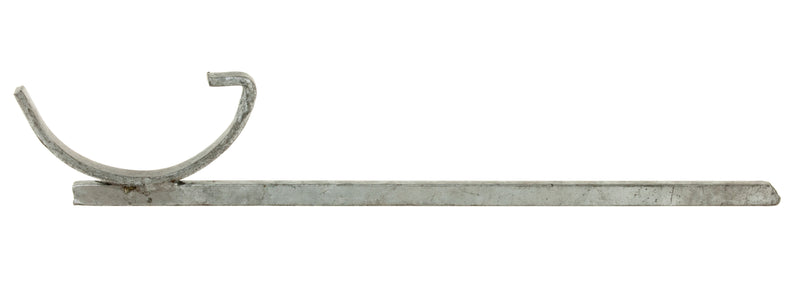 Steel Half Round Square Bar Drive in Bracket