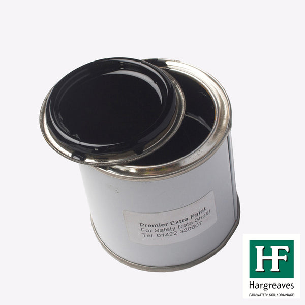 Touch Up Paint - 250ml Black Gloss Finish