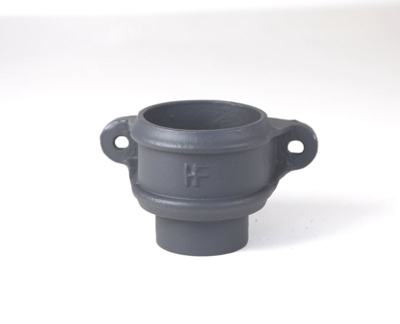 Cast Iron Round Eared Loose Socket With Spigot