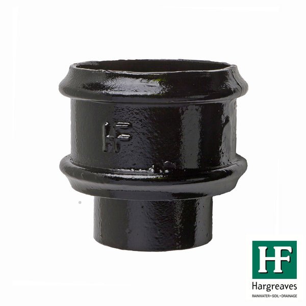 Cast Iron Round Plain Loose Socket With Spigot