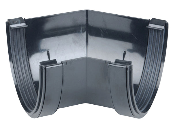 9T904- Osma 113mm x 76mm Deep Line Gutter 45 Degree Angle